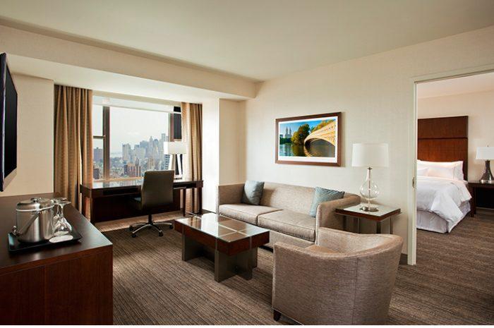 New York Westin Bedroom Suite