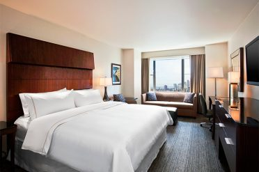 New York Westin Grand Central King Guestroom