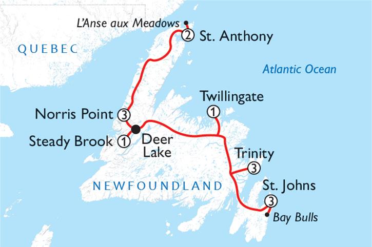 Newfoundland Discovery