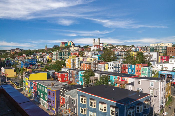 Newfoundland Street, Canada