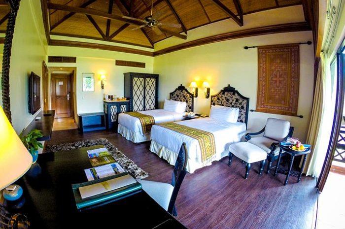 Nexus Resort Borneo Garden Deluxe Room