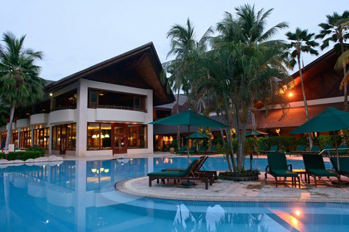 Nexus Resort Pool
