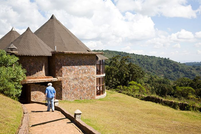Ngorongoro Sopa exterior