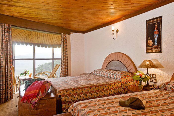 Ngorongoro Sopa room