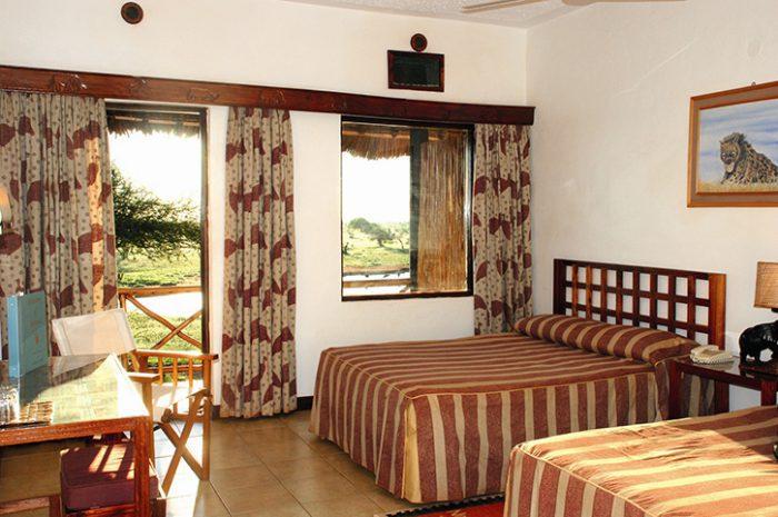 Ngutuni Safari Lodge Standard Room