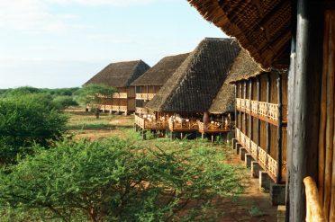 Ngutuni Safari Lodge Views