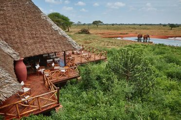 Ngutuni Lodge & Water Hole