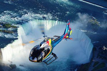 Niagara Helicopter Tour