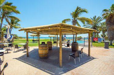 Ningaloo Reef Resort Dining Area