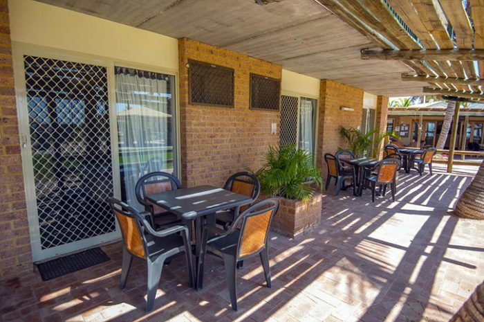 Ningaloo Reef Resort Terrace