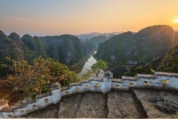 Ninh Binh Landscapes