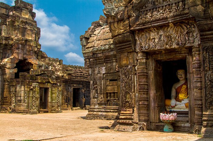 Nokor Bachey Pagoda