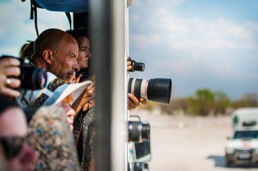 Nomad Tours On Safari