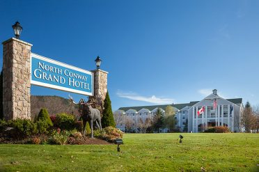 North Conway Grand Exterior