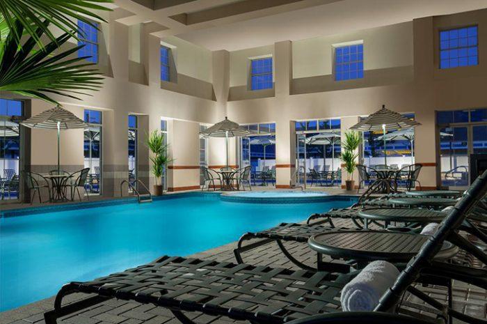 North Conway Grand Pool Indoor