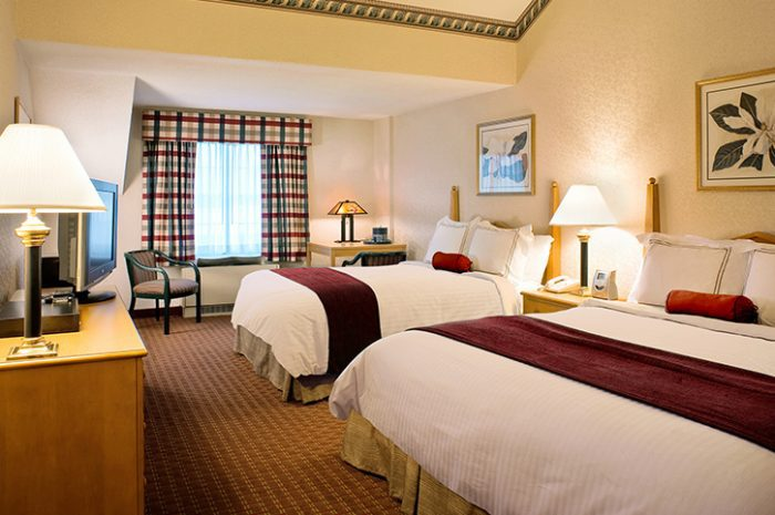 North Conway Grand Twin Room