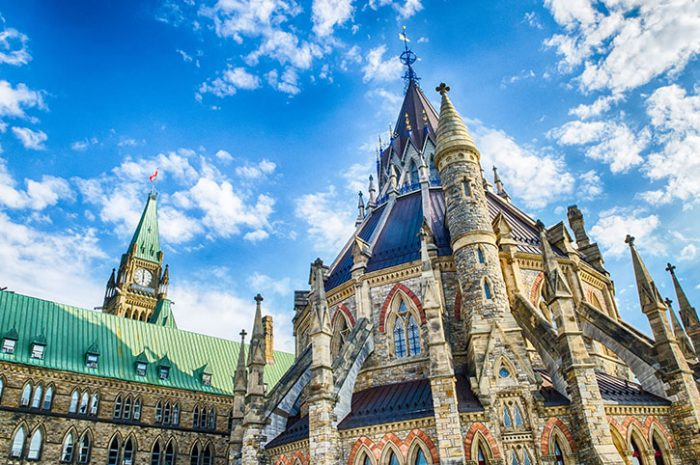 Liberty of Parliament, Canada