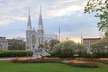 Notre Dame Basilica Ottawa