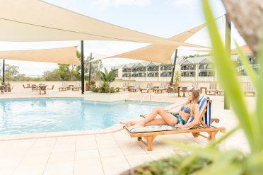 Novotel Barossa Pool