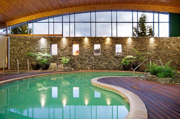Novotel Rotorua Pool