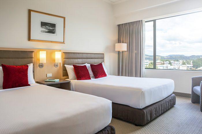 Novotel Rotorua Twin Room