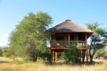 Nthambo Tree Camp Chalet Exterior