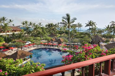 Nusa Dua Deluxe Pool View