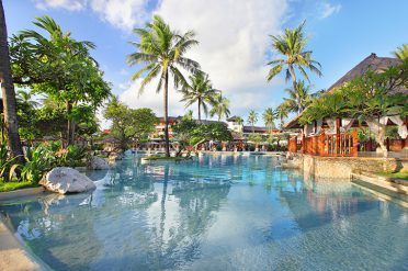 Nusa Dua Lagoon Pool