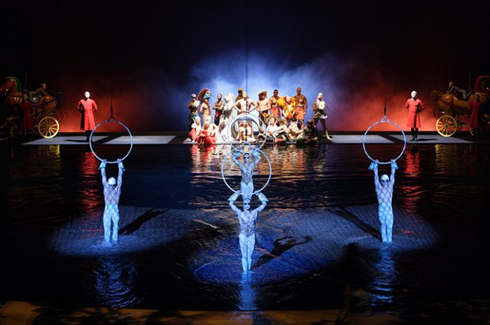 'O' Cirque du Soleil, Las Vegas