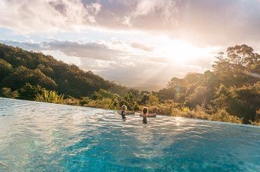 O'Reillys Rainforest Retreat Swimming Pool