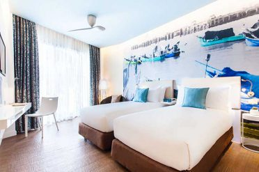OZO Chaweng Samui Sleep Room Twin