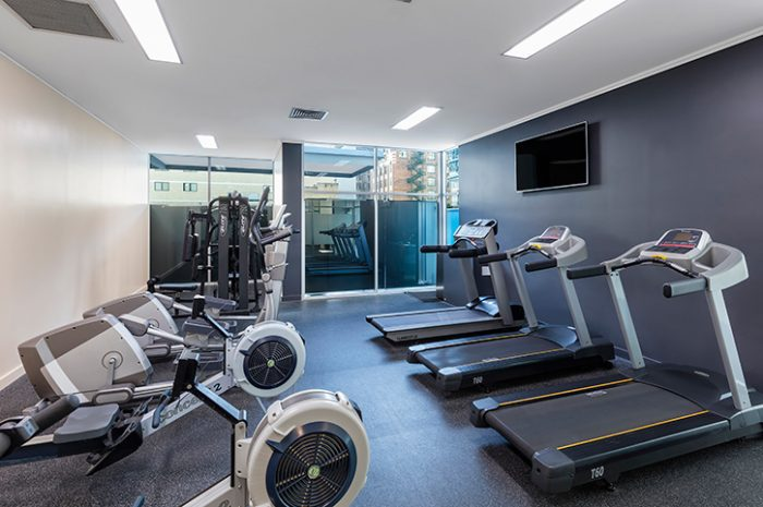 Oaks Festival Towers Gym