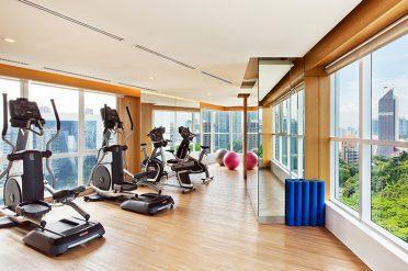 Oasia Suites Gym