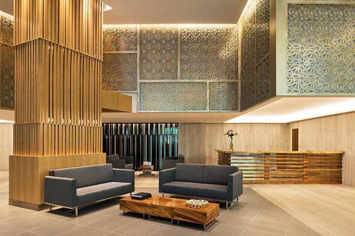 Oasia Suites Lobby