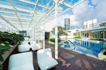 Oasia Suites Pool