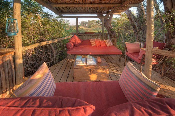 Oddballs Enclave Lounge Area