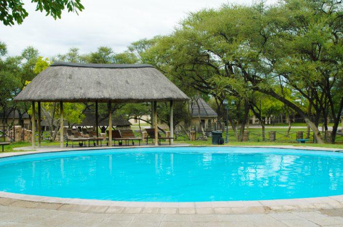 Okaukuejo Rest Camp Pool