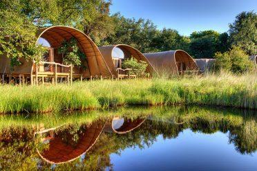 Okuti, Okavango Delta