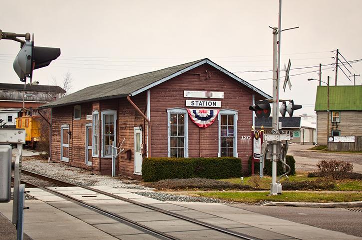 Old Train Station, Ohio
