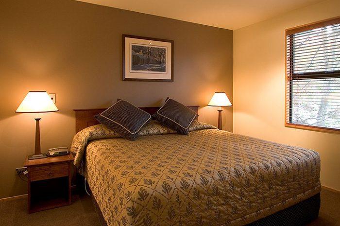 One Bed Bedroom