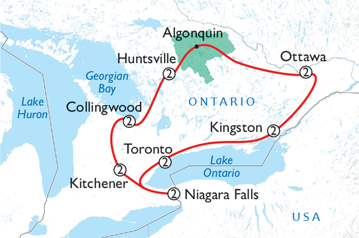 Ontario Explorer