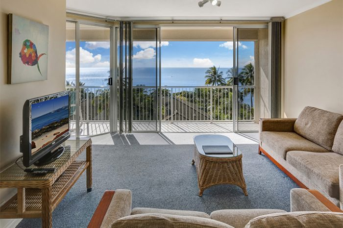 On The Beach 2 Bedroom Oceanview