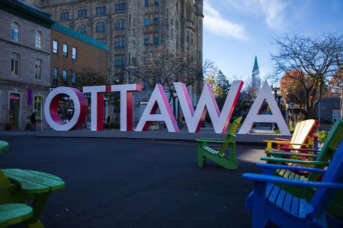 Ottawa Letters, Canada