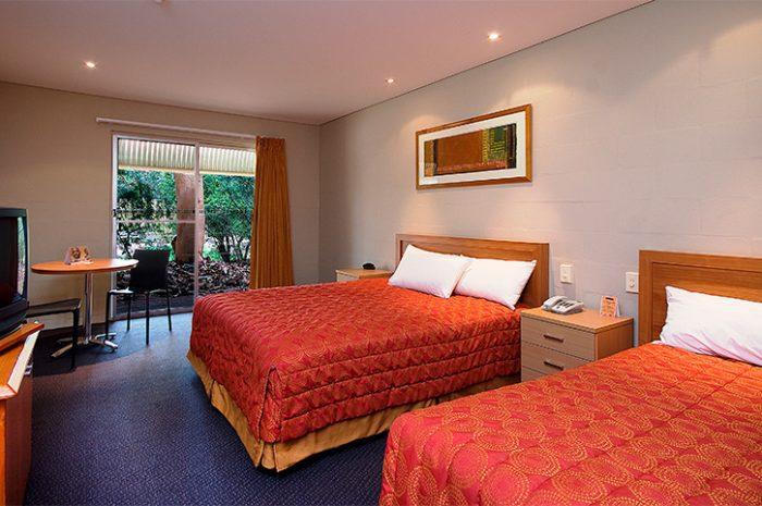 Outback Pioneer Bedroom