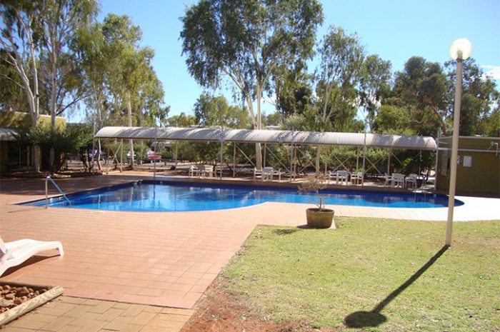Outback Pioneer Pool