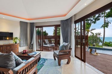 SAii Koh Samui Bophut Ocean View Plunge Pool Suite