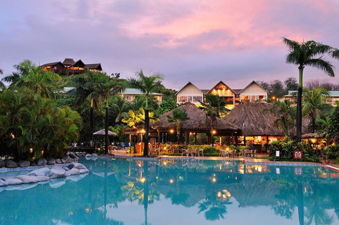 Outrigger Swimming Pool