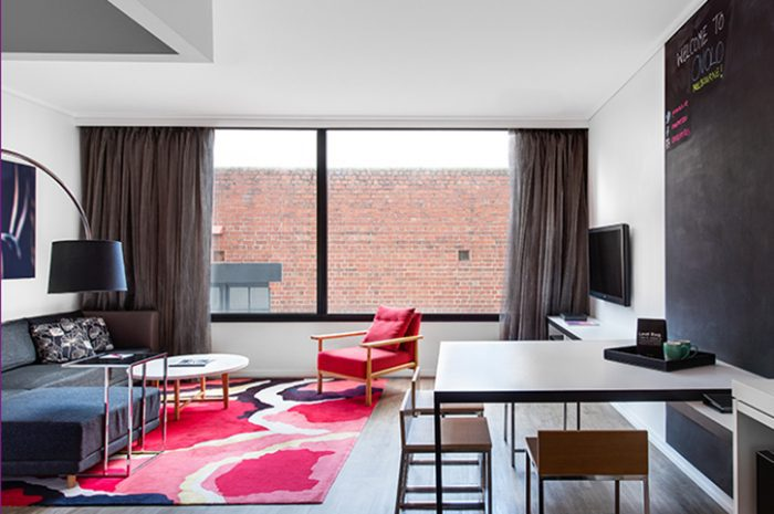 Living Area,, Ovolo Laneways, Two Bed Living