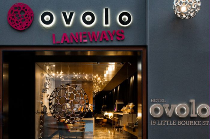 Ovolo Laneways Front