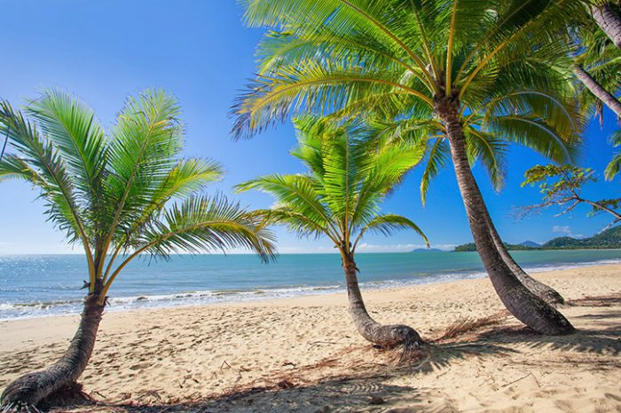 Palm Cove Beach, Cairns